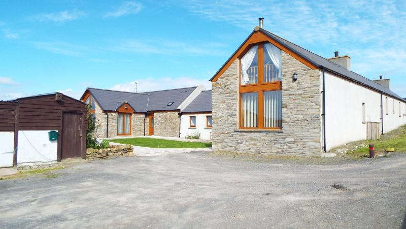 Tiffyhall No 2 Self Catering Holiday Cottage, holiday rental in Orkney Islands