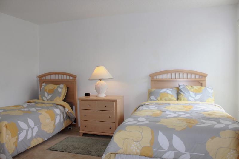 2nd floor bedroom # 3 twin + full and walk in closet