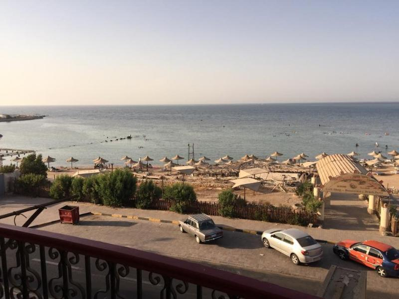2 bedrooms with excellent  SeaView Apartment, vacation rental in Hurghada