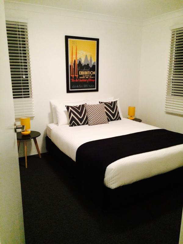 Habitación doble con armarios empotrados