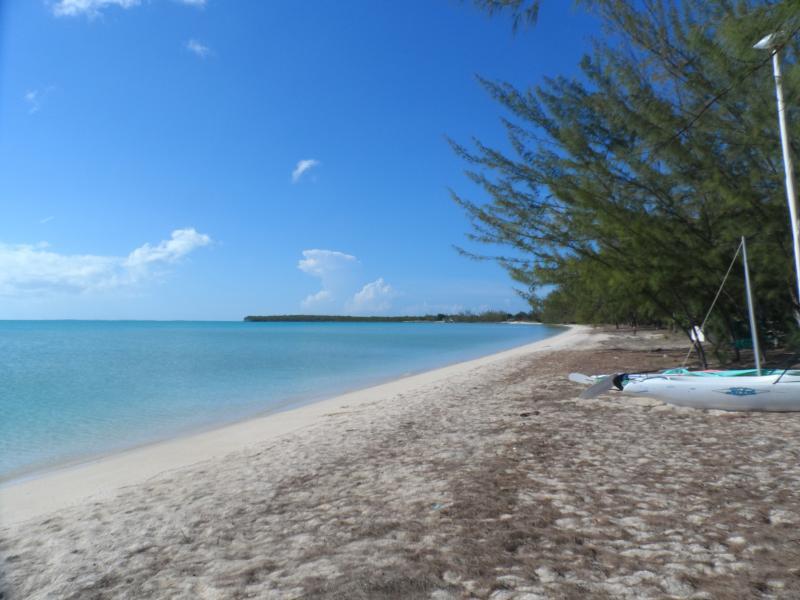 Playa en el lado este
