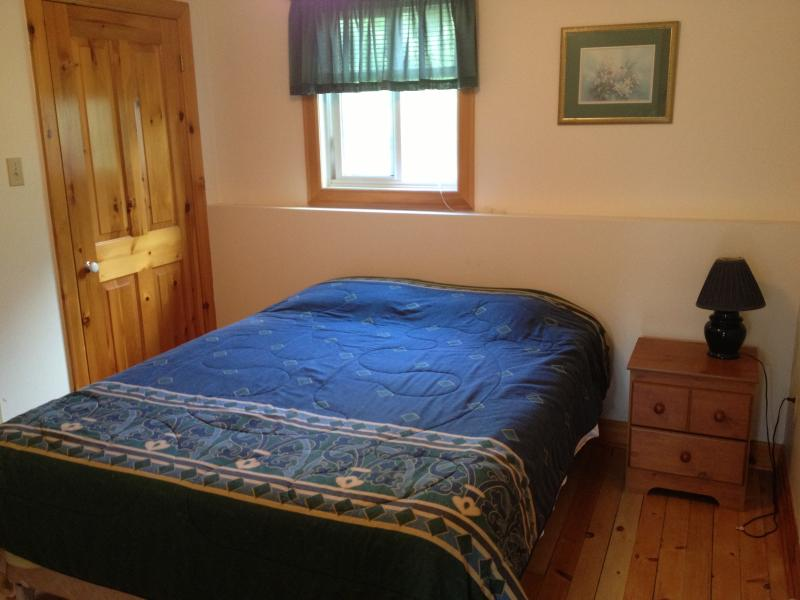One of seven upstairs bedrooms.