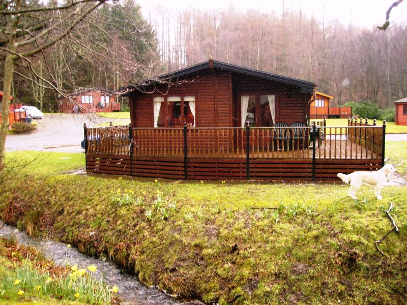 Loch Lomond Chalet, holiday rental in Loch Lomond and The Trossachs National Park
