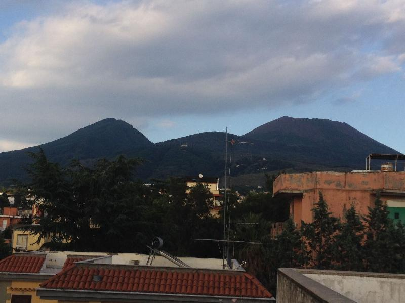 you will be there: vesuvius