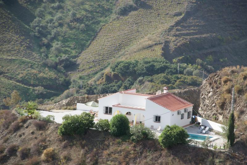 Casa El Mirador, vacation rental in Malaga