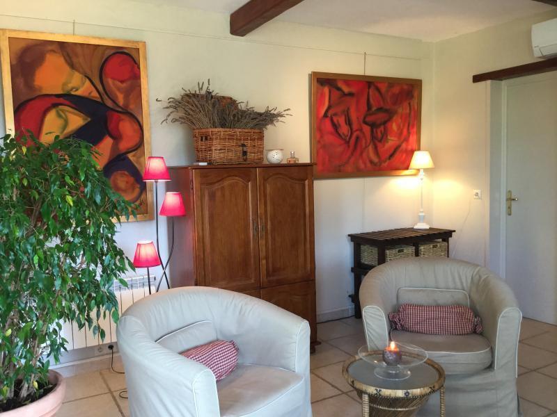 Lotus8 en Provence, holiday rental in Signes