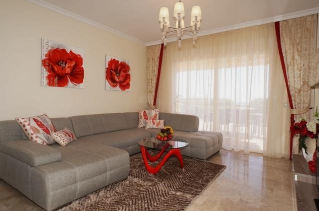 Beautiful 2 bedroom apartment with ocean views 097, aluguéis de temporada em Los Gigantes