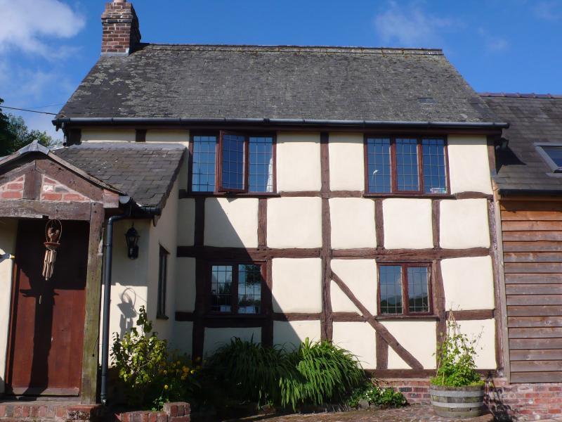 Cefn Vastre farmhouse