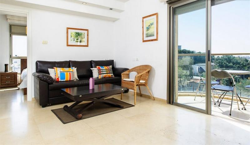 Luxury One bedroom apartment #24, alquiler de vacaciones en Kfar Saba
