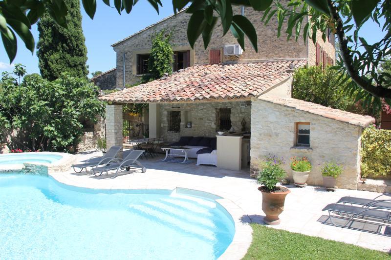 Une Treille en Provence, vacation rental in Carpentras