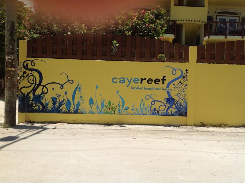 Caye Reef Beachfront Luxury, holiday rental in Caye Caulker