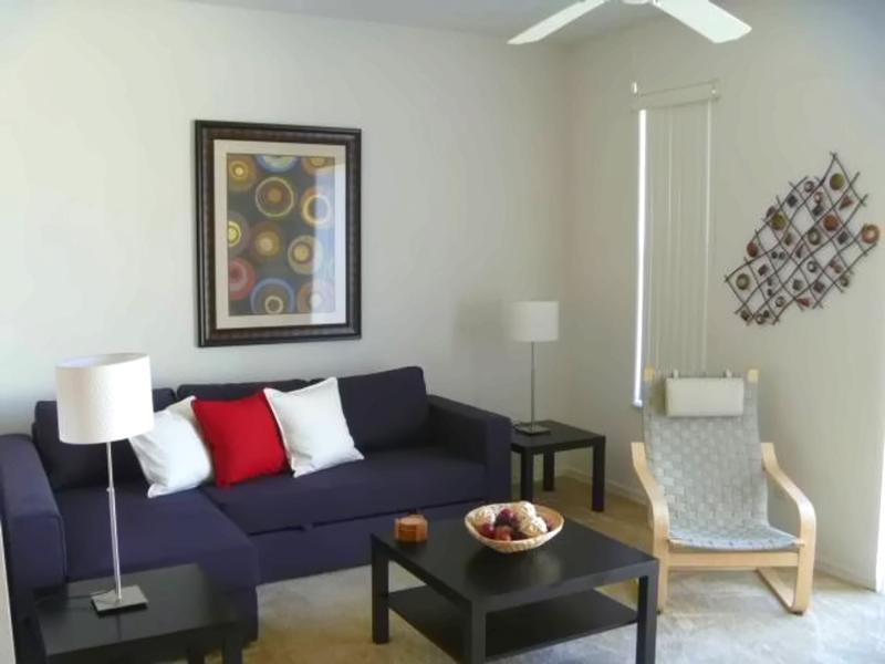 Vardagsrum / Sala de estar - ComprandoViajes