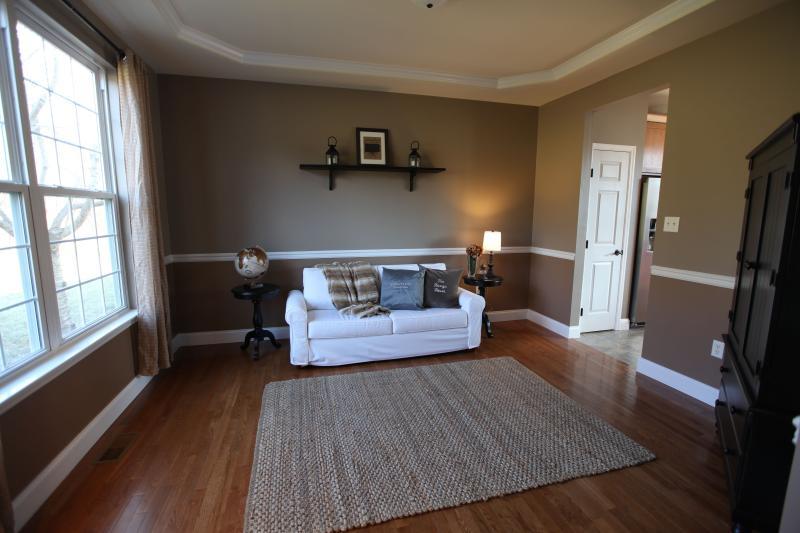 Living Room, DirecTV, DVD