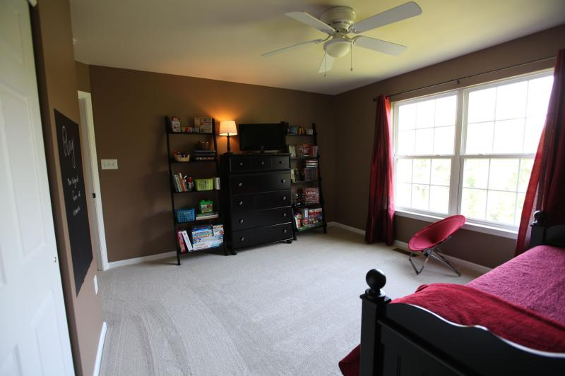 Red Room, Nintendo Wii, toys, games, and books for all ages.