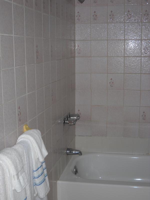 Vista de cuarto de baño