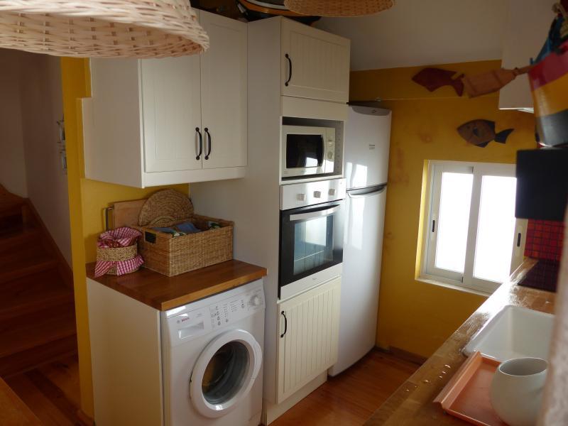Cozinha: totalmente equipada