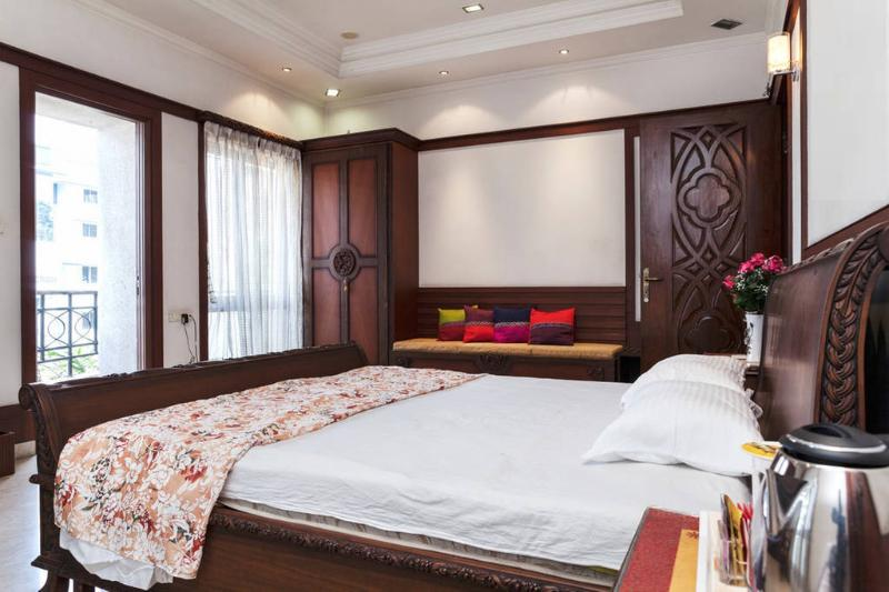 ❤️of the City,Wifi,TV,AC,Balcony!, holiday rental in Kolkata (Calcutta)