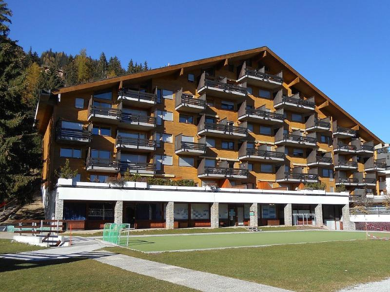 Comfortable Apartment With Magnificent Views, alquiler de vacaciones en Anzère