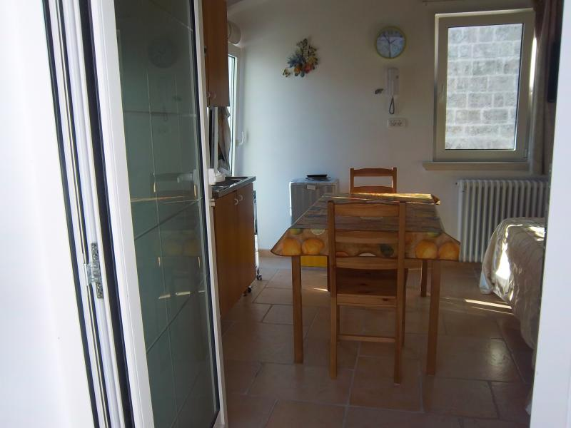Dineren gebied appartement