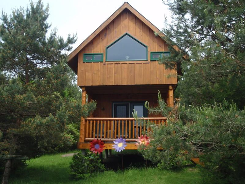 Eco Cabin, Ferienwohnung in Havelock