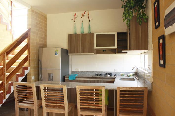 Palmares Condominium Français Tolu - Entièrement équipé