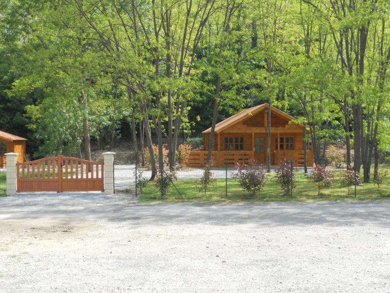 Private entrance + portal cottage n ° 2