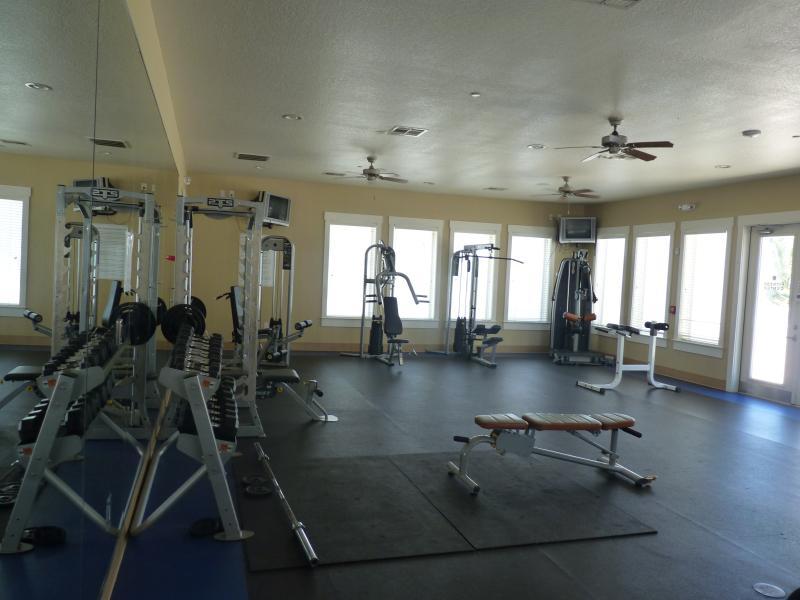 Beach Club fitness center