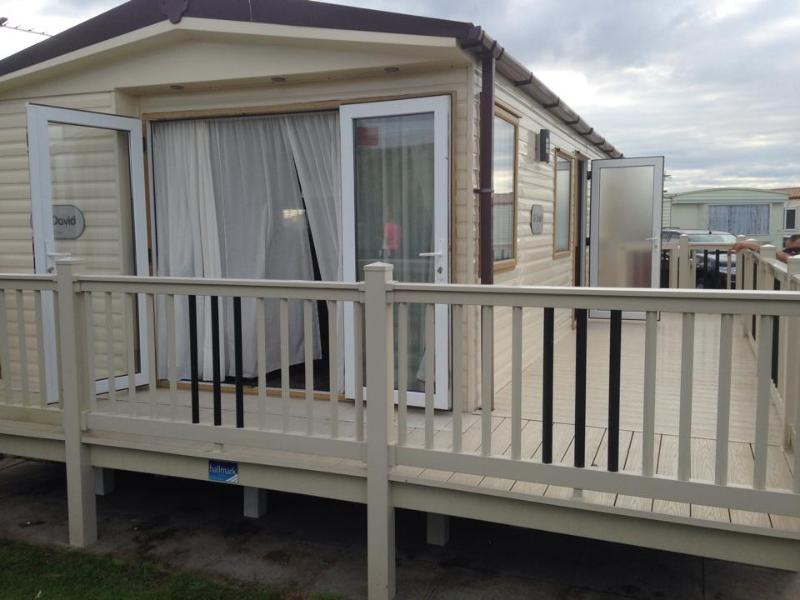 Coastfields Holiday Village Platinum holiday home for hire, location de vacances à Skegness