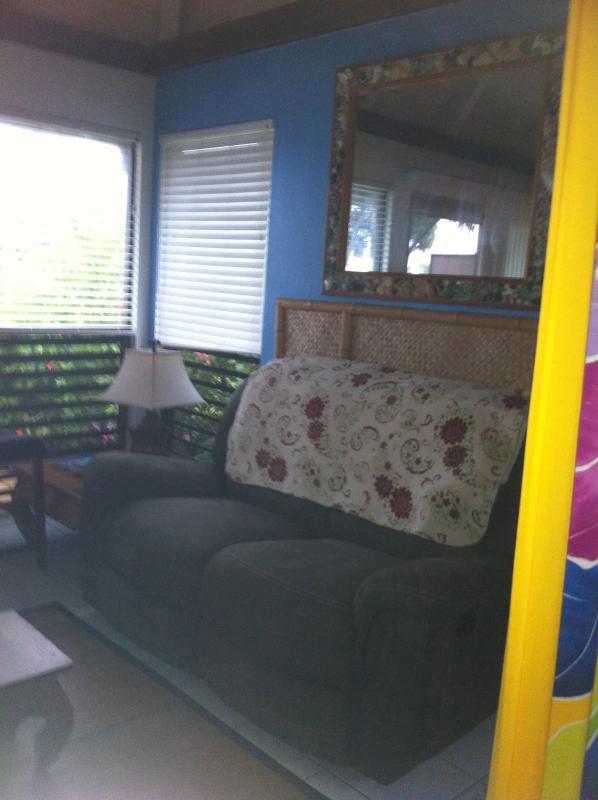 new double recliner