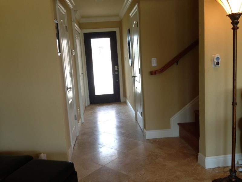 Foyer d'ingresso