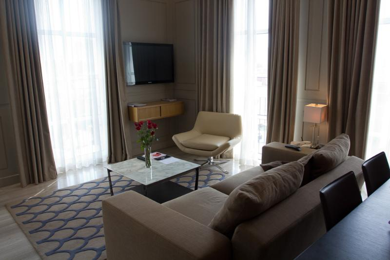 Lafayette Serviced Apartment in City Center, holiday rental in Ho Chi Minh City