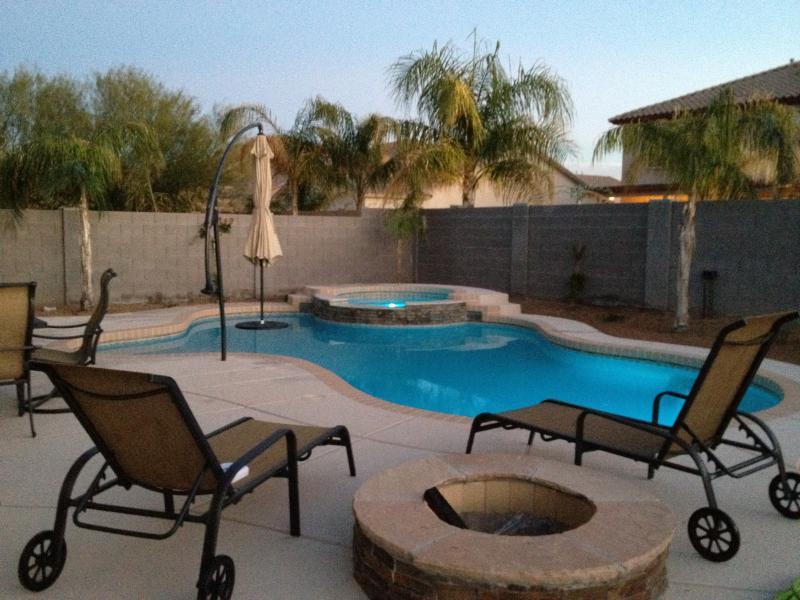 Arizona Oasis Getaway: Amazing & Comfortable Home, vakantiewoning in San Tan Valley