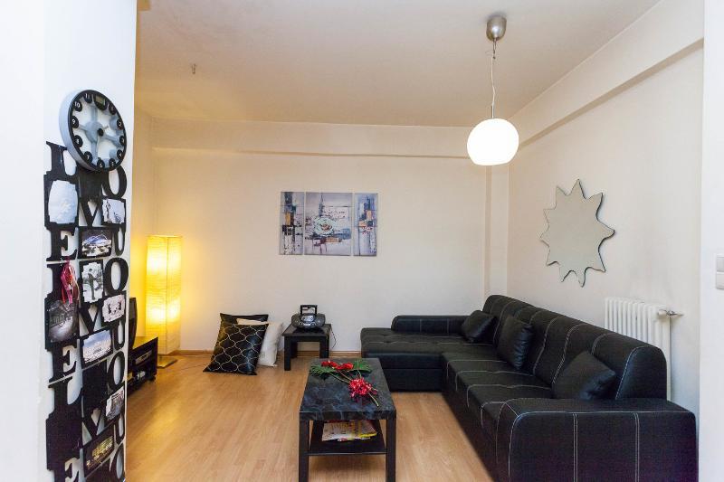 Fully furnished Ap. Center Piraeus, location de vacances à Piraeus