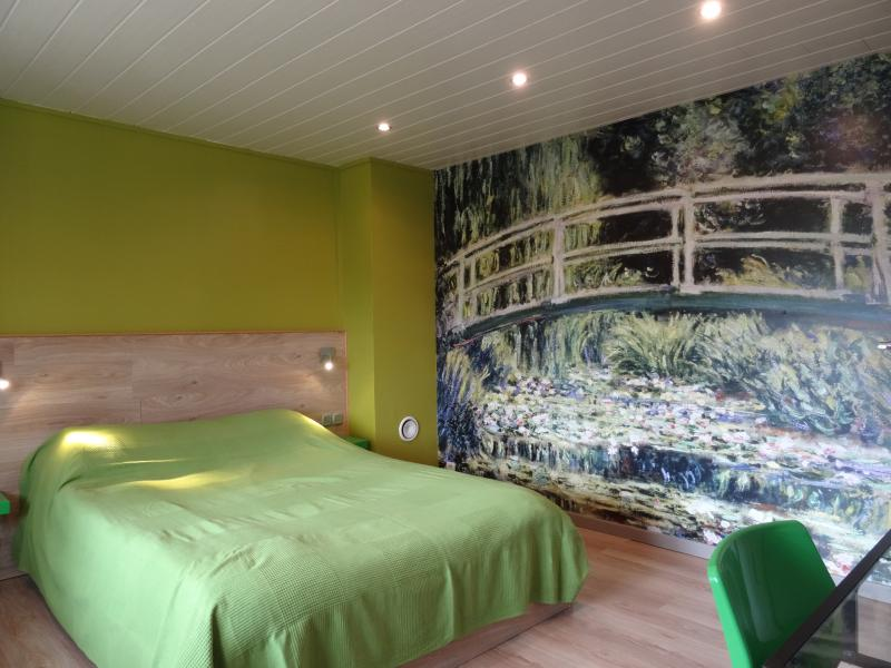 Datcha Bourguignonne MACONGE (Chambre 2), holiday rental in Crugey