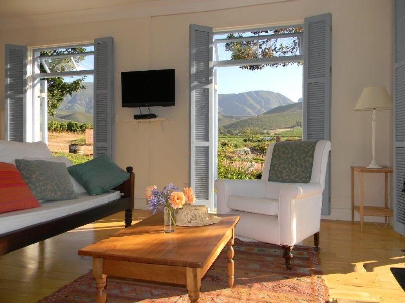 Klaasvoogds Cottage 90m2 Robertson, location de vacances à McGregor
