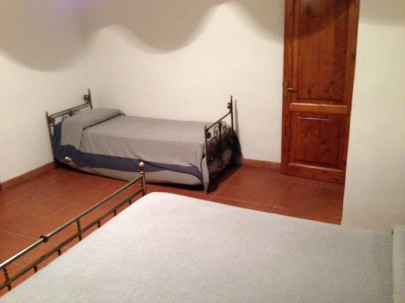 Camera matrimoniale - terzo letto