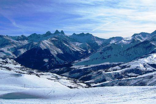 Studio 'Résidence Pégase' au Corbier dans les Alpe, holiday rental in Le Corbier