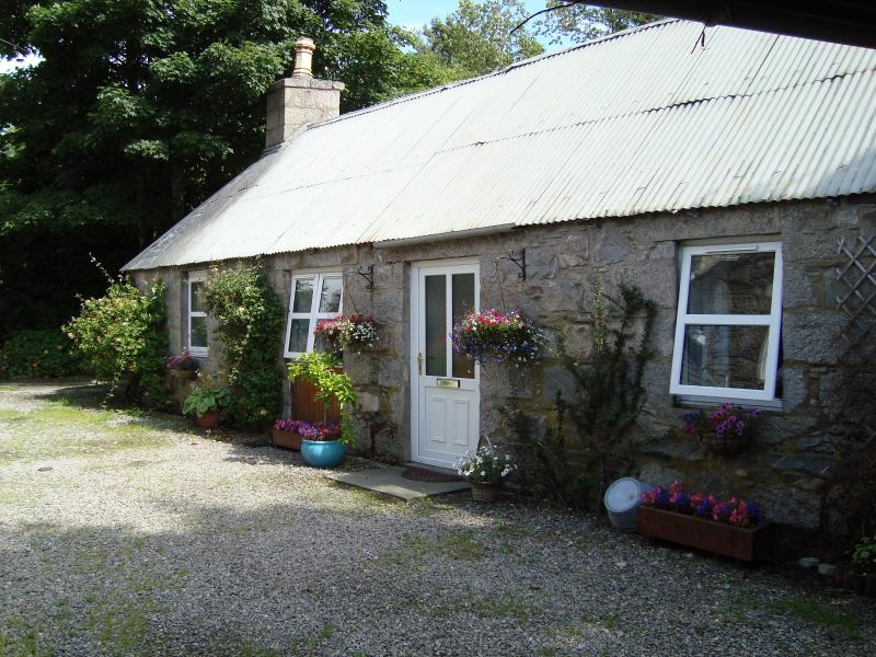 The Bothy at Willowbank, vacation rental in Grantown-on-Spey