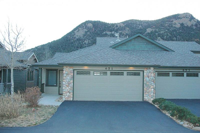 Mountain Lion, vacation rental in Estes Park