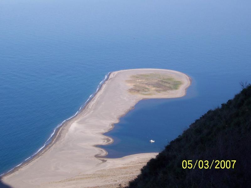 Laghetti di Marinello visti da Tindari - A 15 Km dalla struttura