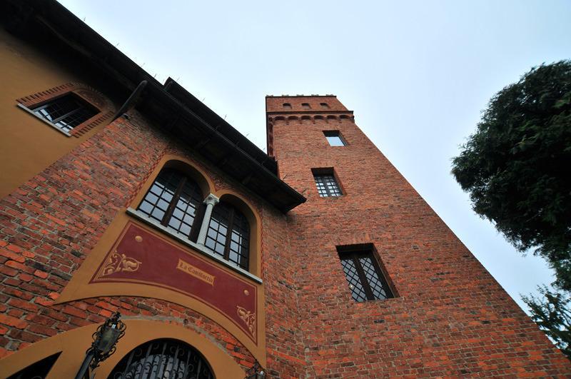 Villa Castello, location de vacances à Oleggio Castello