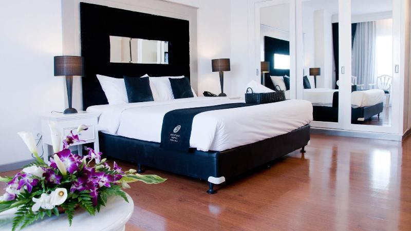 Superior Room Black & White Theme, casa vacanza a Kuta