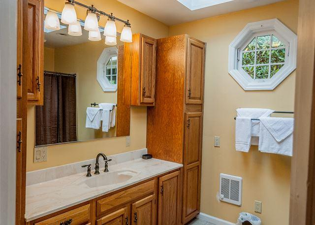 Gorgeous 1st floor main bathroom