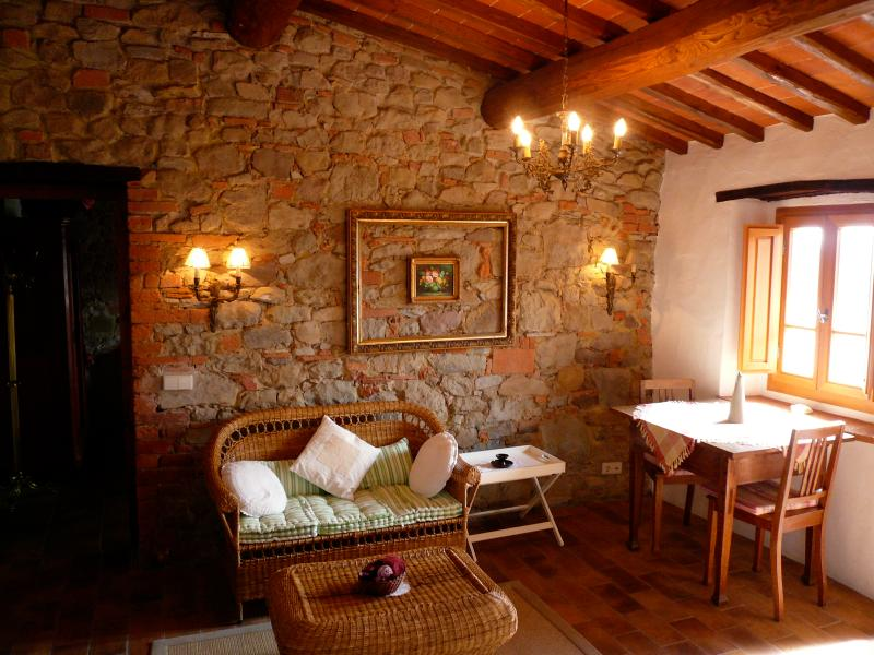 Ventena Vecchia – Roseto, holiday rental in Mercatale Valdarno