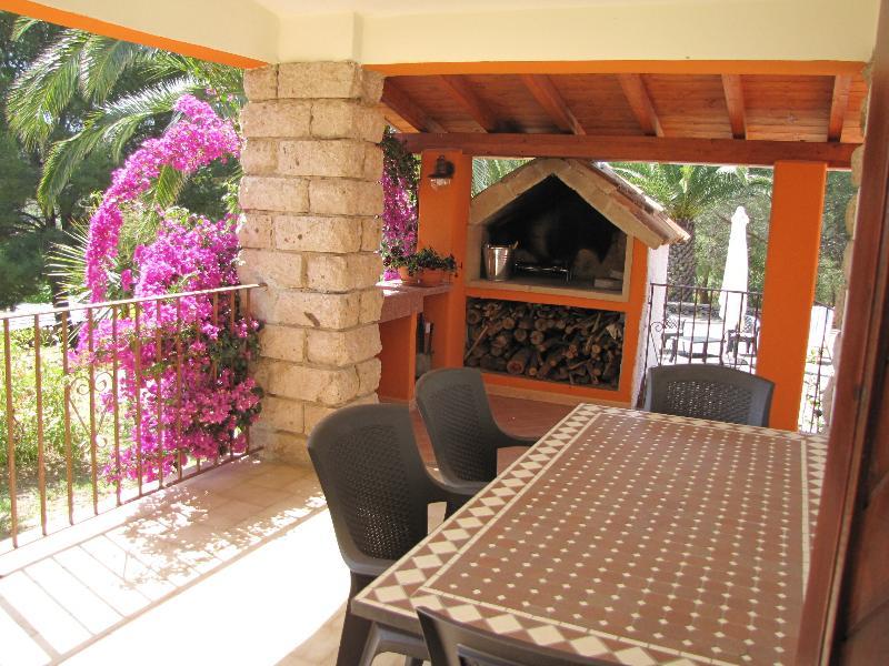 Villa Mediterranea in Alghero, casa vacanza a Villanova Monteleone