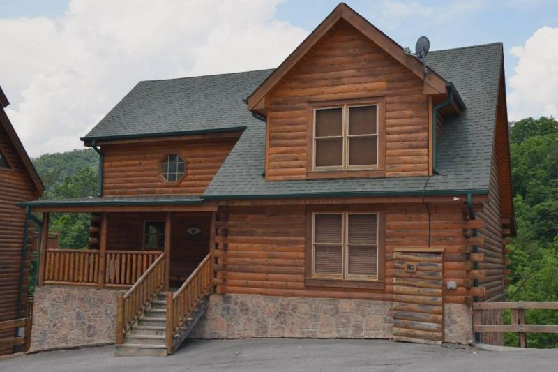 Located in Black Bear Ridge Resort