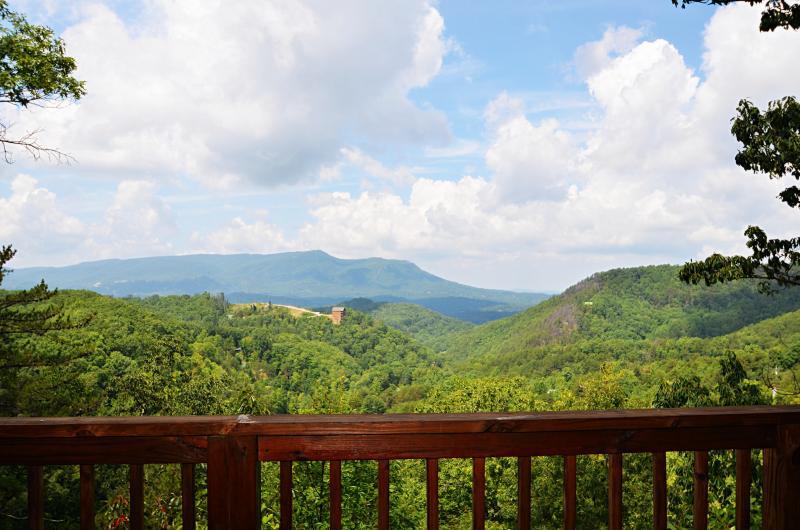 Fantastic Mountain View