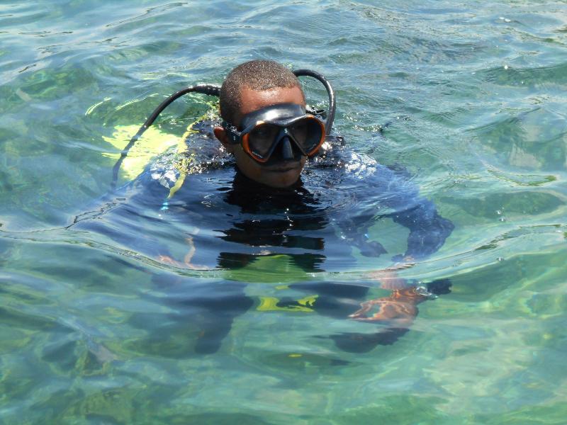 Centre de plongée de Trou aux biches à 5 minutes à pied