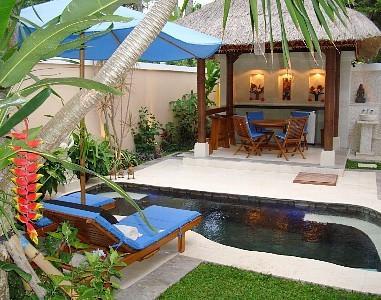 Honeymoon Villa Bali, location de vacances à Candidasa