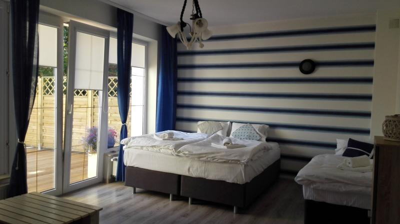 ApartGdynia, vacation rental in Jurata